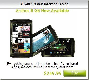 Archos8GB
