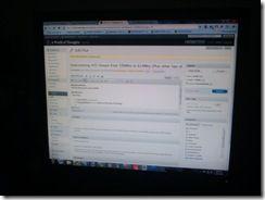 HTC Dream sample pic