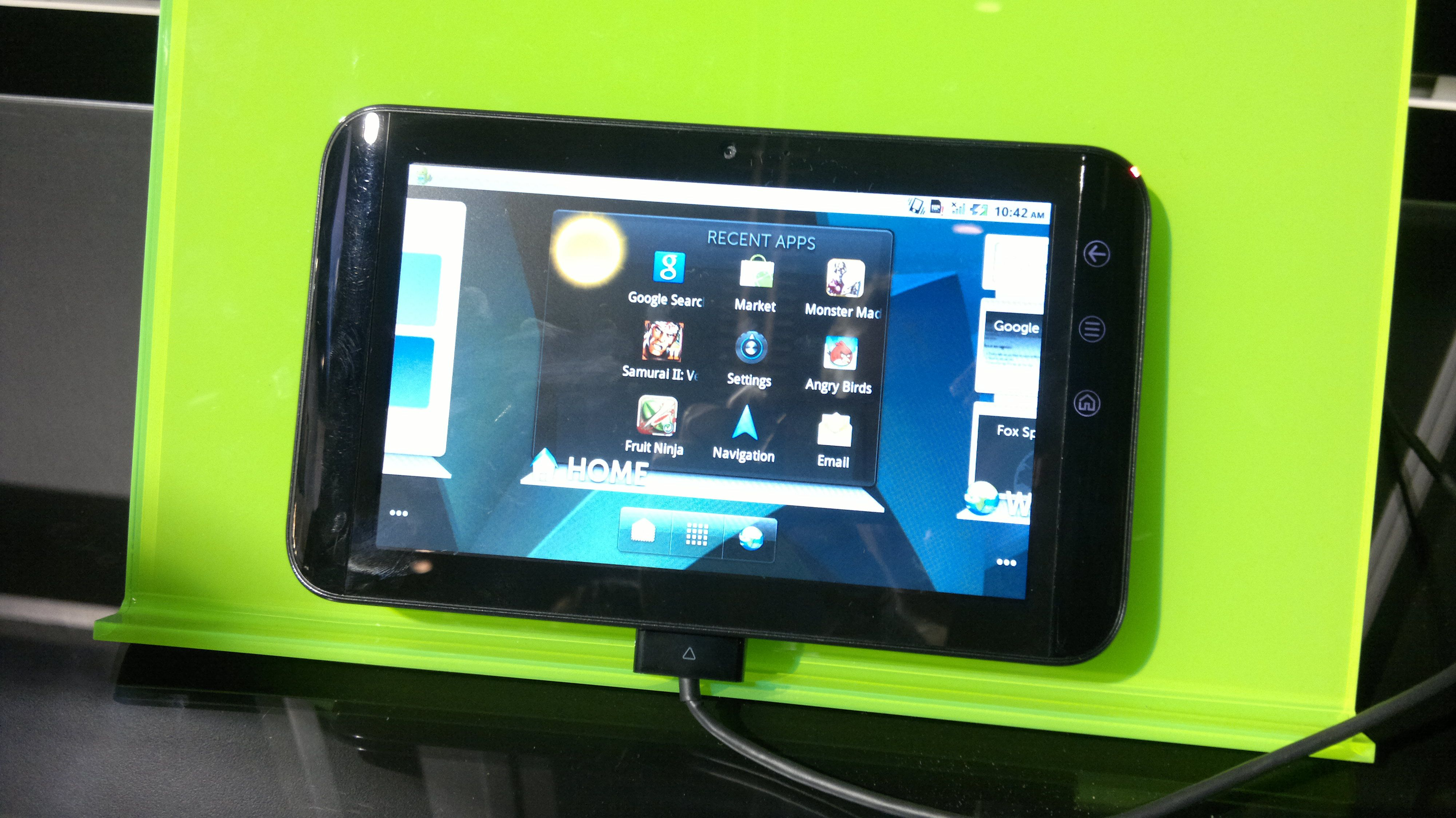 Dell Streak 7 Is At CES