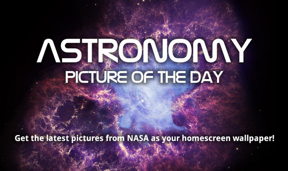 Get Breathtaking Astronomical Backgrounds On Your Android Device Automatically Every Day From NASA