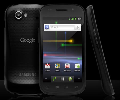 nexus s 4g phone