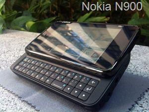 nokia n900 keyboard