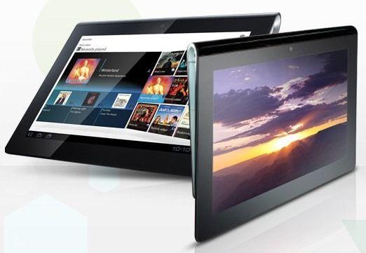 harga dan spesifikasi Sony Tablet S di Indonesia, tablet pc android desain terbaik, gadget terbaru dengan fitur lengkap, gambar sony tablet s
