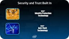 ultrabook features security