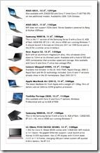 all ultrabooks