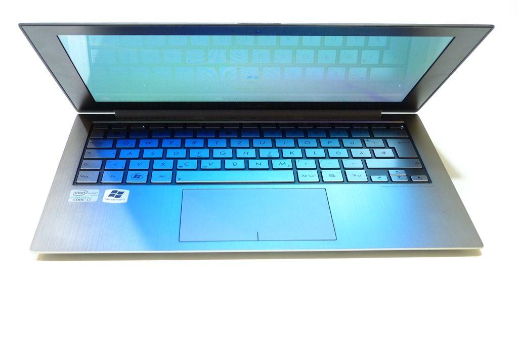 Biareview.com - Asus Zenbook UX21E