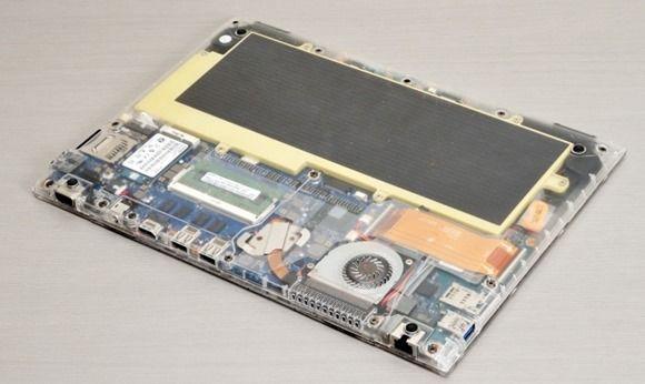 dynabook R631 internal 2
