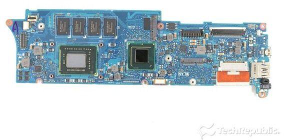 UX21 motherboard