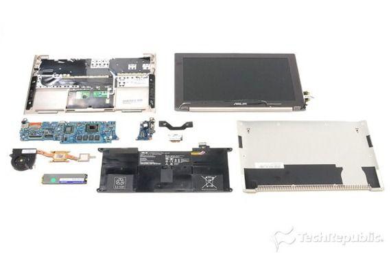 UX21 parts