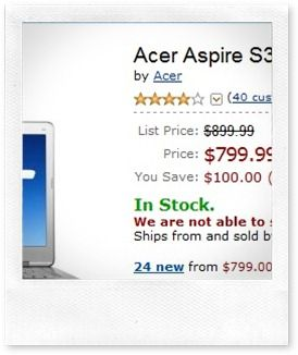 acers3 price