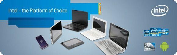 intel platform of choice