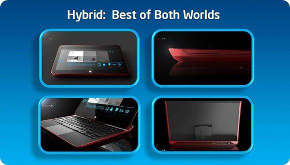 Hybrid Ultrabook