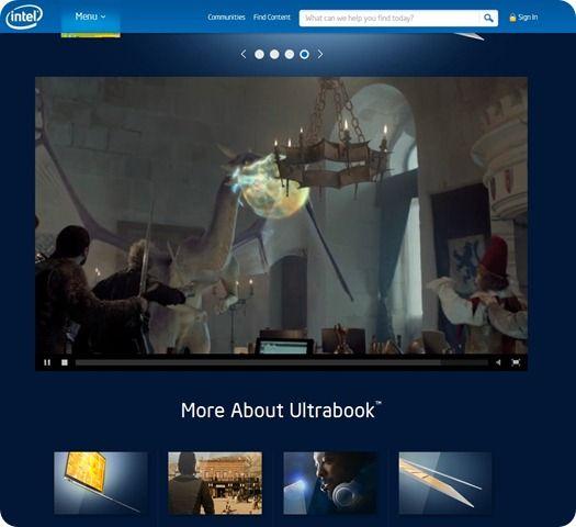 Ultrabook interactive 2