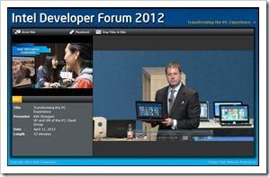 idf presentation