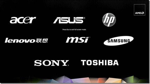 AMD partners
