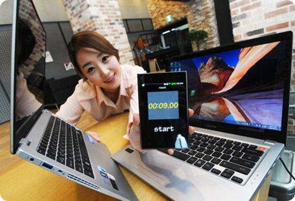 LG Xnote Z350