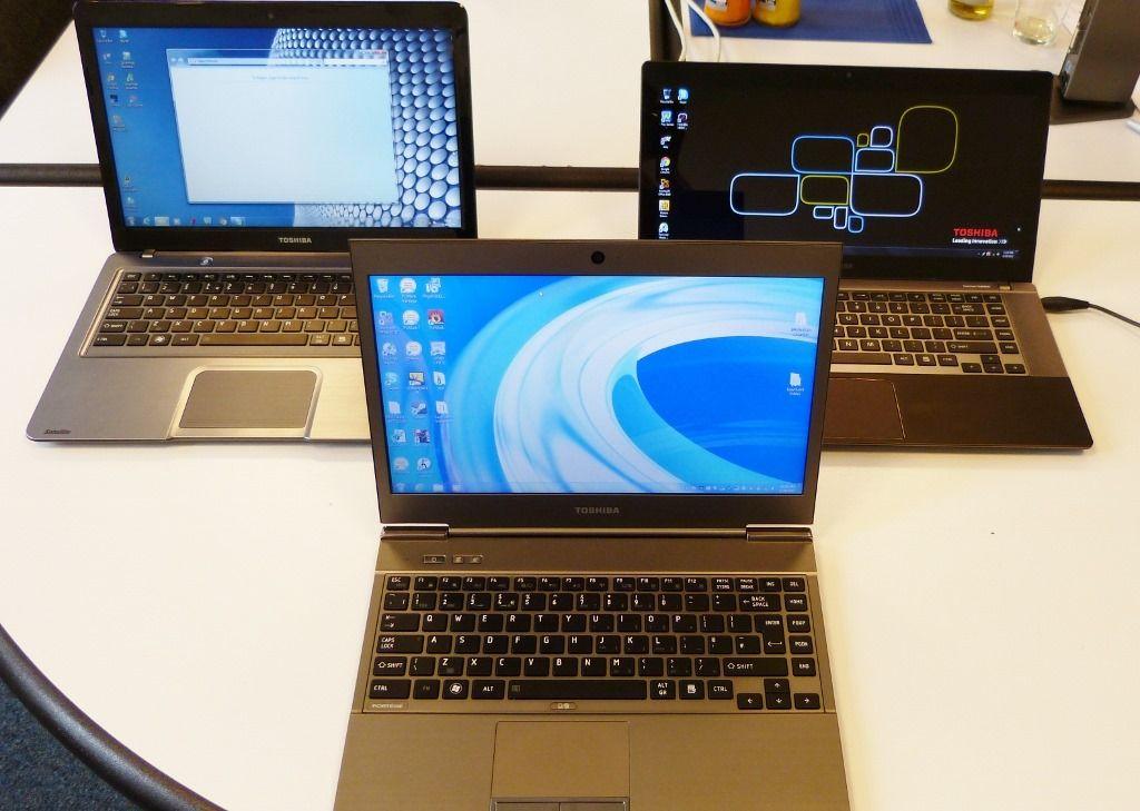 Toshiba\u0027s 2012 Ultrabook Line-Up \u2013 Z930, U840, U840W \u2013 Info + Video