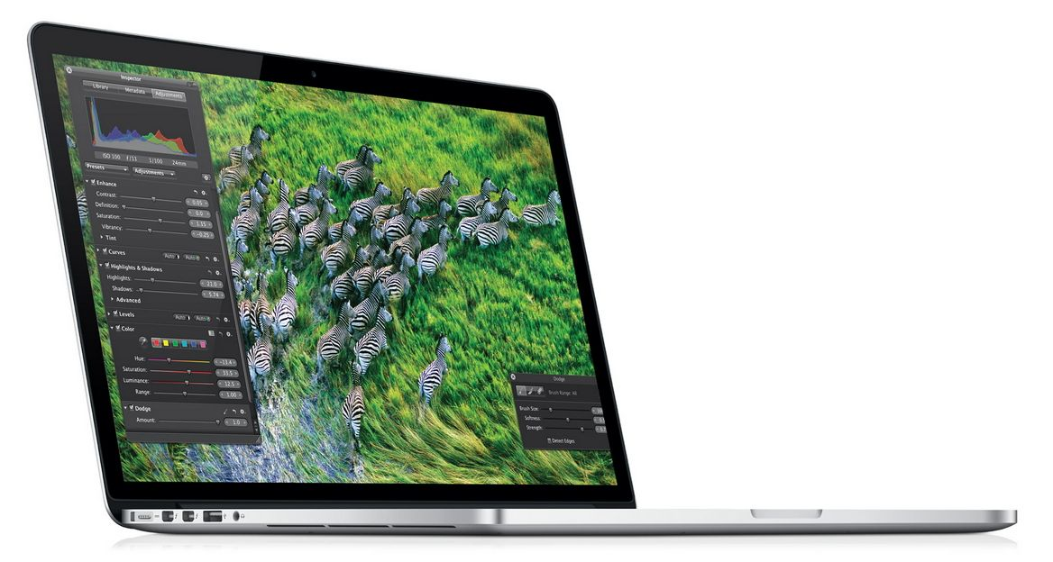 Apple's New MacBook Pro With Retina Display Sets the Bar for ...