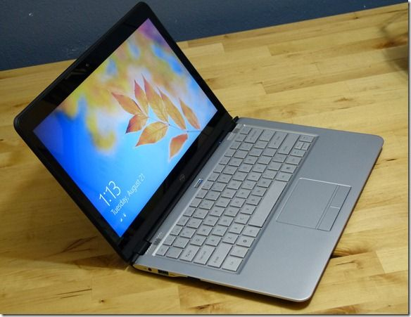 Intel Touchscreen Ultrabook (2)