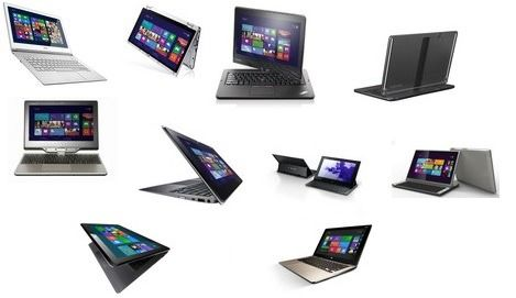 ultrabook convertibles