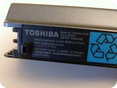Toshiba U940 U945