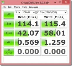 crystaldisk battery balanced