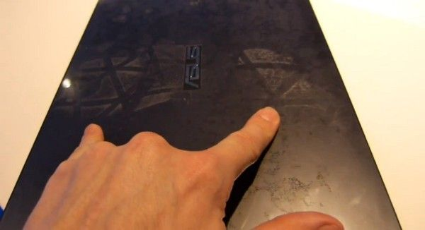 asus bu400v business ultrabook footprint