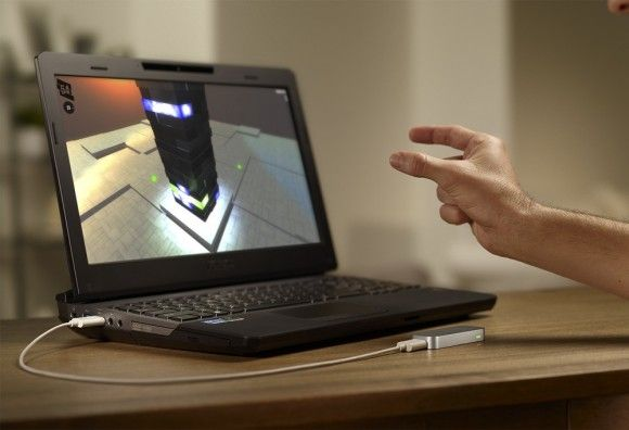 leap motion hp partnership ultrabooks