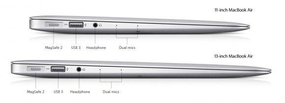 2013 macbook air haswell ultrabook