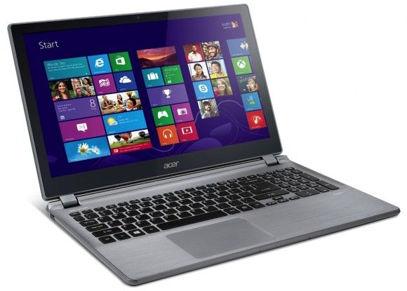 Haswell Refresh For Acers Aspire V5 Notebook Series And