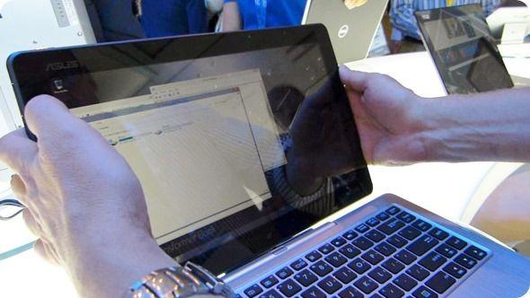 Asus Tablet T300LA I5 4200U 4GB 128GB SSD 13''3 Full HD IPS Touch ,Docking KEY , 98% - 6