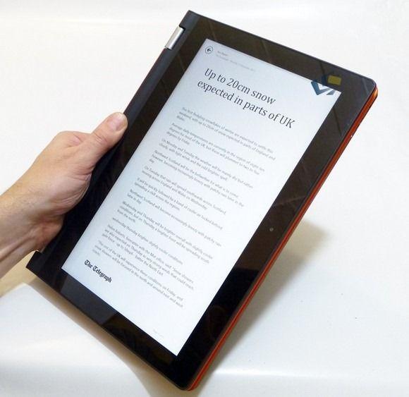 Lenovo Yoga 11S Review (Ivy Bridge, Core i3, Low-Cost Version)