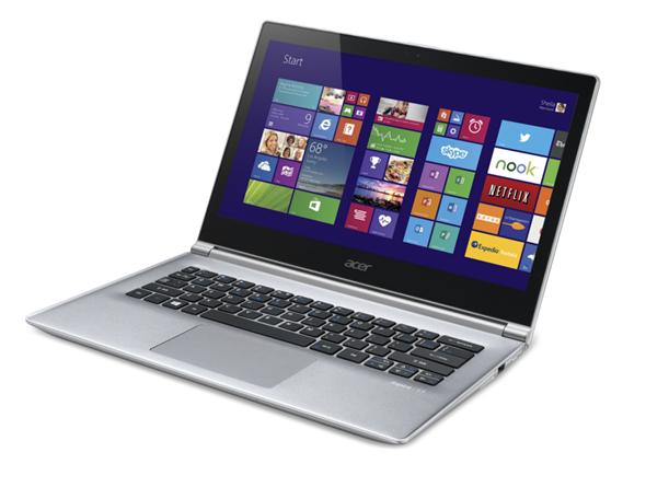 Acer Aspire S3 CES