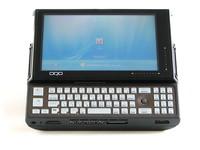 OQO front keyboard open