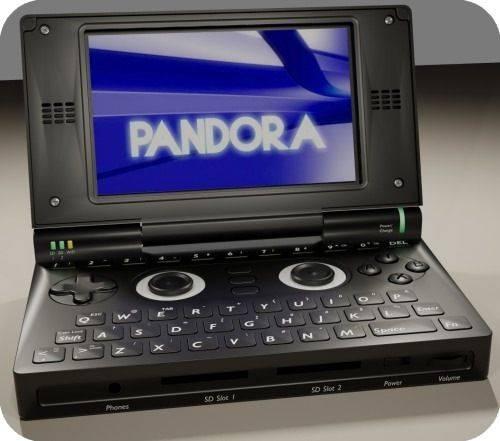 Pandora Laptop