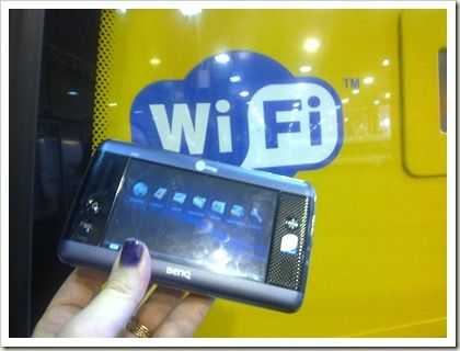The Wi-Fi Enabled Bus