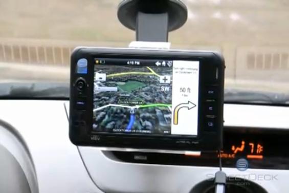 vilivs5 navigation