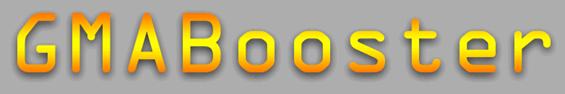 gma booster logo