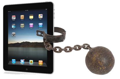 ipad ball and chain