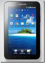 Galaxy Tab - 7