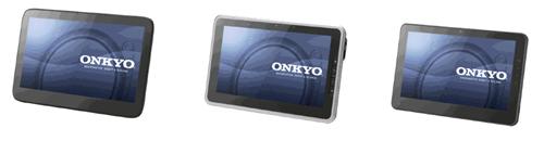 onkyo tablets