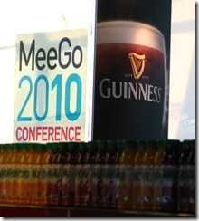 MeeGo and Guinness