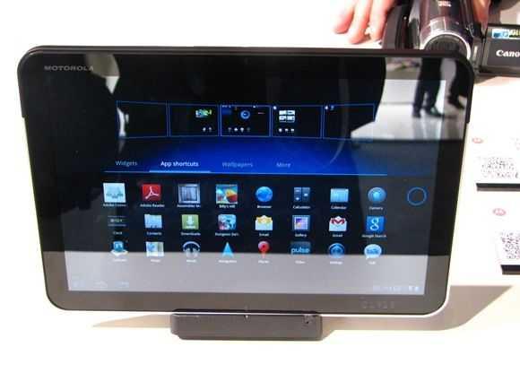 Motorola Xoom (4)