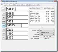 crystalmark - fresh x64 w7hp  4gb ssd-2