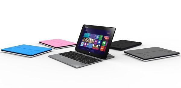 ASUS VivoTab Smart with Sleeves and Bluetooth keyboarda