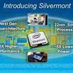 Silvermont Launched. Atom's HDR will span Convertibles to Smartphones
