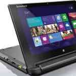 Lenovo Flex 10. Dual-Mode Touch with Baytrail-M Spotted.