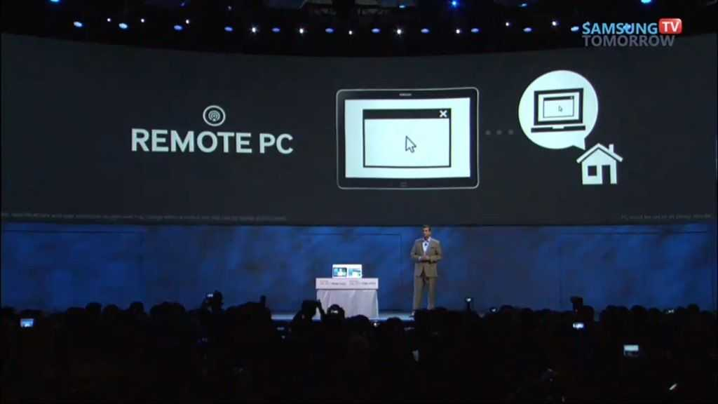 Samsung Pushes 12-inch 'Pro' Tablet, Running Android