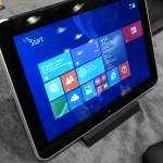 HP Elitepad 1000 is First 64-bit Windows Tablet on Baytrail-T. 4GB RAM. (+ video)