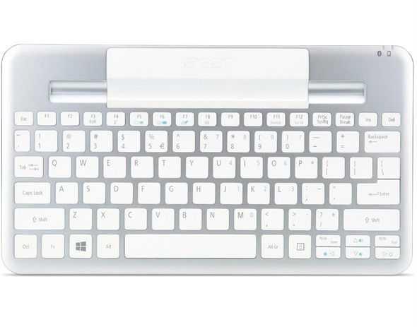 Acer W4 keyboard